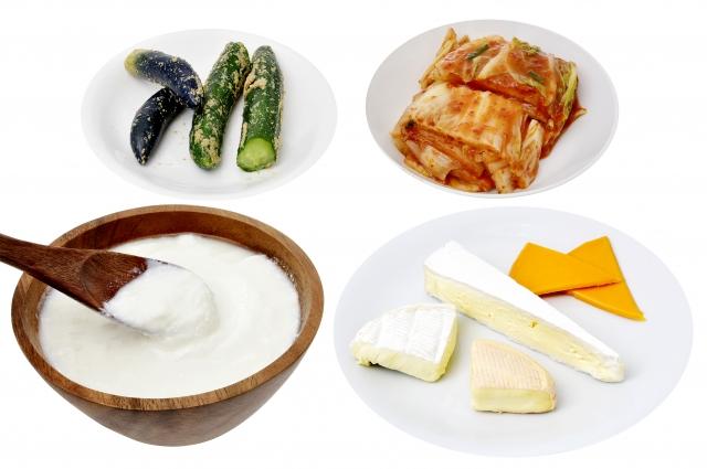 腸内細菌や腸内フローラを改善する食べ物